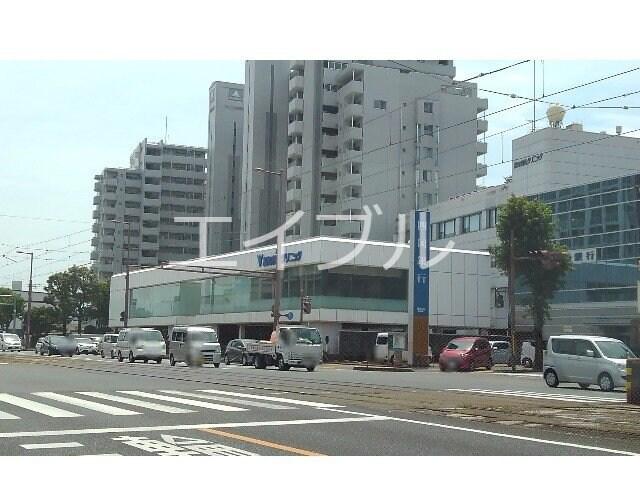 四国銀行下知支店(銀行)まで279m