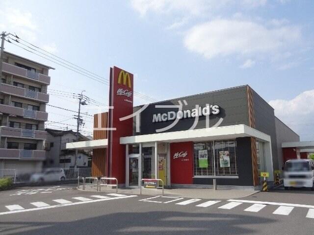マクドナルド 高知稲荷町店(その他飲食(ファミレスなど))まで708m