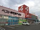 ベスト電器高知西店(電気量販店/ホームセンター)まで141m