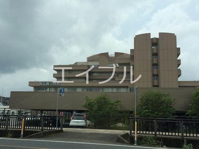 独立行政法人国立病院機構高知病院(病院)まで968m