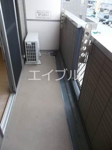 3階の同間取りの写真です。現況を優先します。