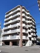 高知市電ごめん線・伊野線/宝永町駅 徒歩2分 4階 築22年の外観