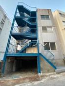 パンダ堺町の外観