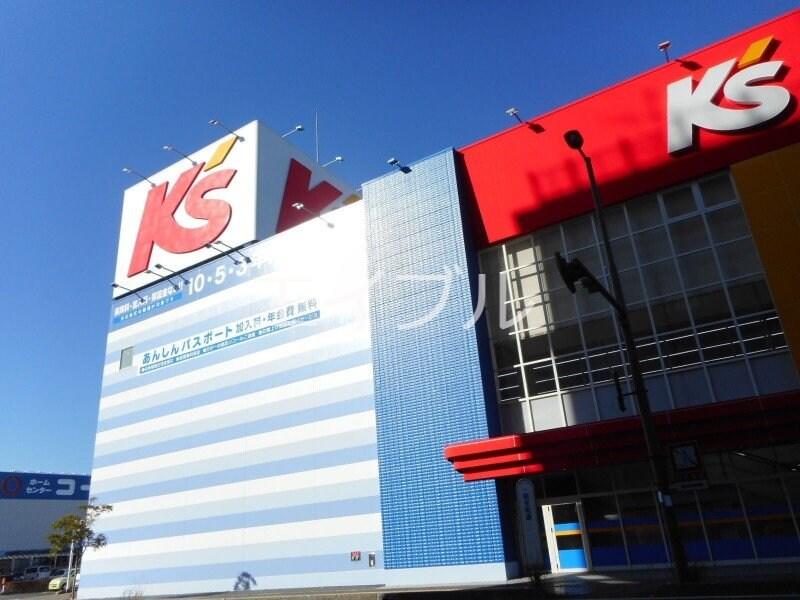 ケーズデンキ高知駅前店(電気量販店/ホームセンター)まで695m