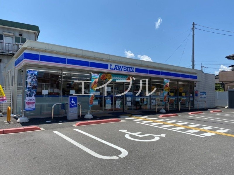 ローソン高知南万々店(コンビニ)まで486m