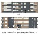 (仮)D-room高知市中万々の外観