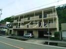 川島第2マンションの外観