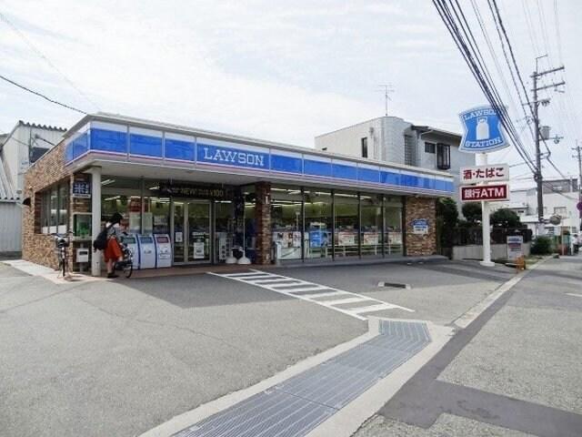 ローソン瀬川店(コンビニ)まで363m※ローソン瀬川店