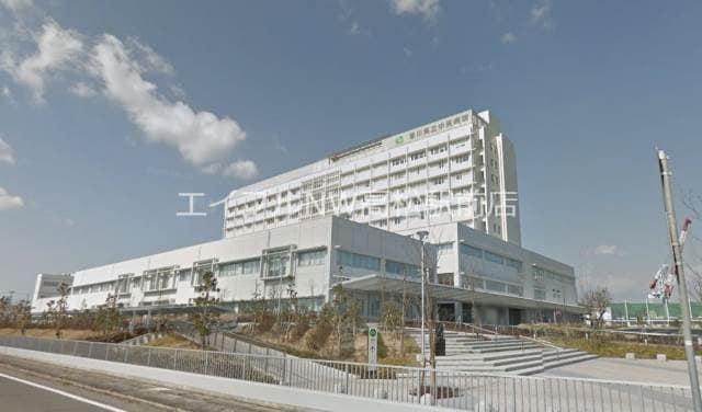 香川県立香川中央病院(病院)まで1040m