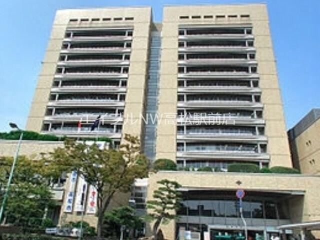 高松市役所(役所)まで1274m