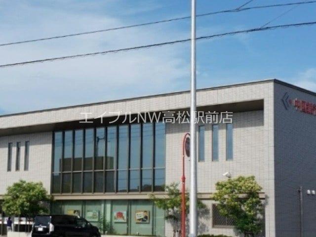中国銀行高松東支店(銀行)まで803m