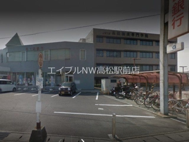 百十四銀行屋島支店(銀行)まで980m