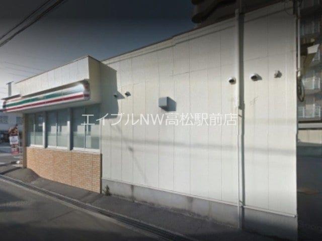 セブンイレブン高松JR栗林駅前店(コンビニ)まで234m