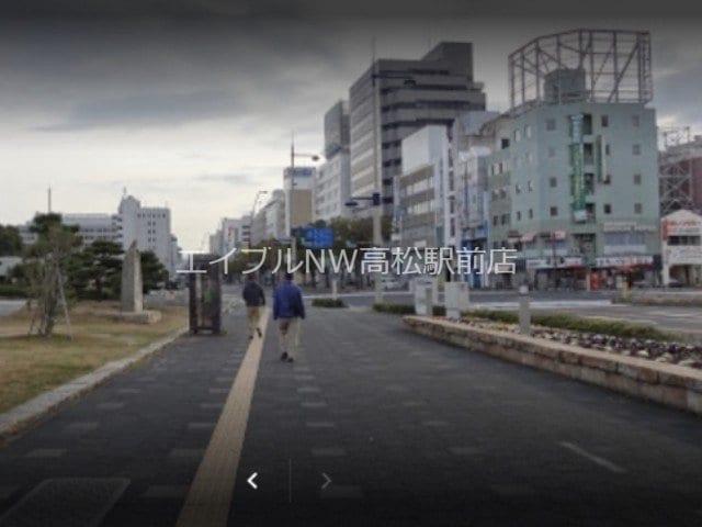 百十四銀行高松駅前出張所(銀行)まで103m