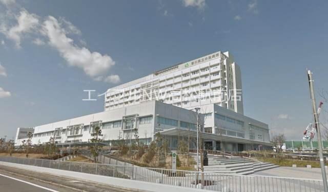 香川県立香川中央病院(病院)まで1451m