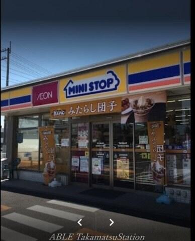 ミニストップ花の宮2丁目店(コンビニ)まで268m