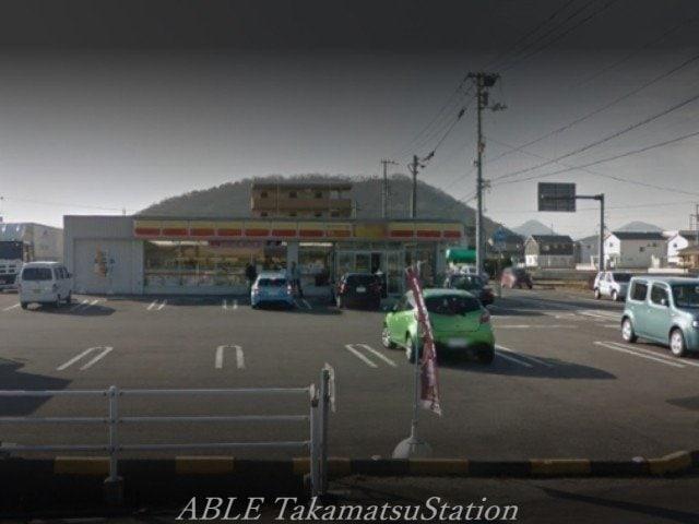 デイリーヤマザキ六条店(コンビニ)まで660m