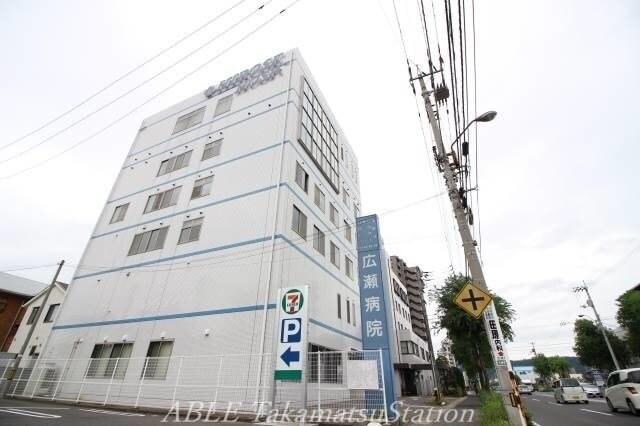 白神眼科医院(病院)まで2992m