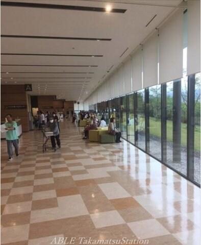 屋島総合病院(病院)まで504m