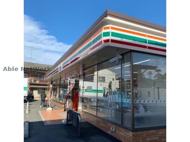 セブンイレブン久喜栗橋東1丁目店(コンビニ)まで848m
