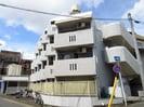 名古屋市営地下鉄名城線/西高蔵駅 徒歩3分 2階 築36年の外観