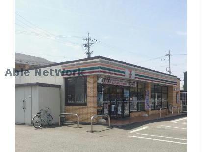 セブンイレブン岡崎蓑川新町店(コンビニ)まで492m