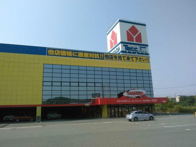 ヤマダ電機テックランド宇部店(電気量販店/ホームセンター)まで1531m