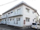 昭和町マンションの外観