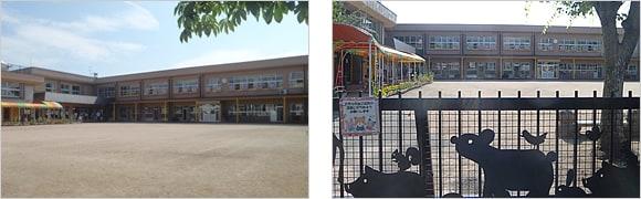 南沼原ひまわり幼稚園(幼稚園/保育園)まで1194m