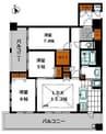 東海道本線・山陽本線<JR神戸線>/姫路駅 徒歩8分 4階 築12年 3LDKの間取り