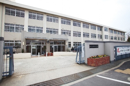 飾磨西中学校(中学校/中等教育学校)まで2848m