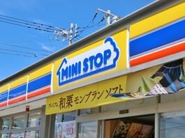 ミニストップ富士石坂店