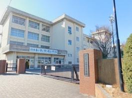 清水町立清水中学校