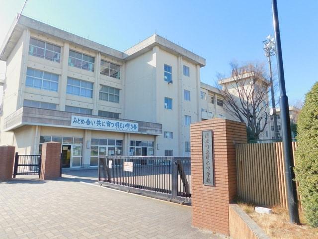 清水町立清水中学校(中学校/中等教育学校)まで2061m※清水町立清水中学校