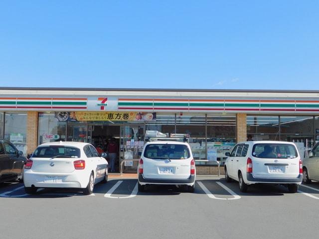 セブンイレブン清水町柿田店(コンビニ)まで588m※セブンイレブン清水町柿田店