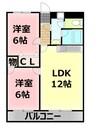 伊豆箱根鉄道駿豆線/伊豆仁田駅 徒歩20分 1階 築24年 2LDKの間取り