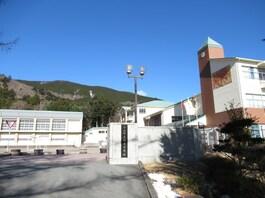 小山町立須走中学校