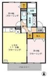 御殿場線(静岡県内)/御殿場駅 バス:10分:停歩2分 2階 築18年 2LDKの間取り