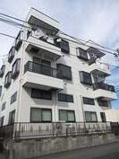 小田急小田原線/栢山駅 徒歩6分 2階 築23年の外観