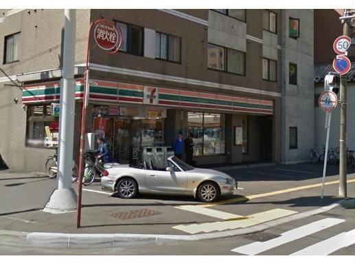 セブンイレブン北11条店(コンビニ)まで187m