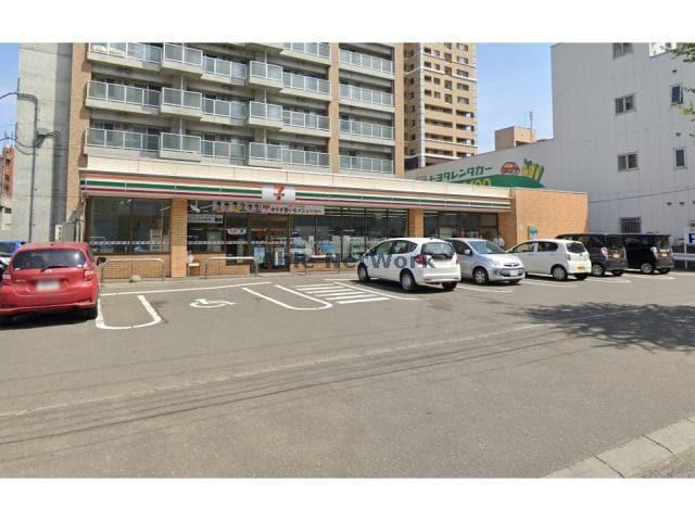 セブンイレブン札幌北5条東2丁目店(コンビニ)まで82m