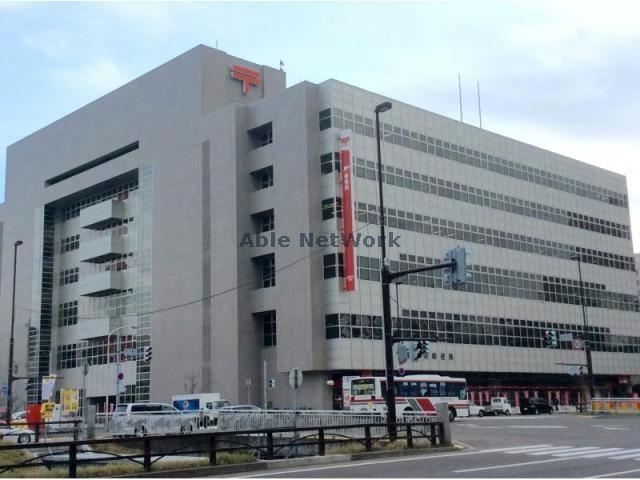 札幌中央郵便局(郵便局)まで266m