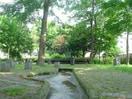 宮部記念緑地(公園)まで1123m
