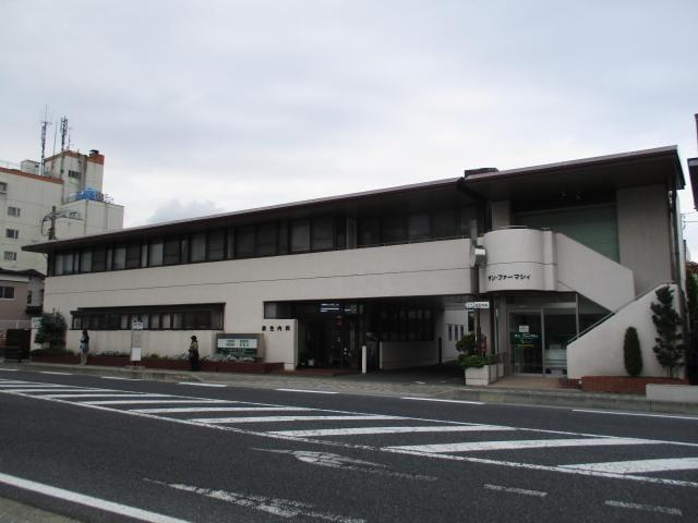 荻生内科(病院)まで800m