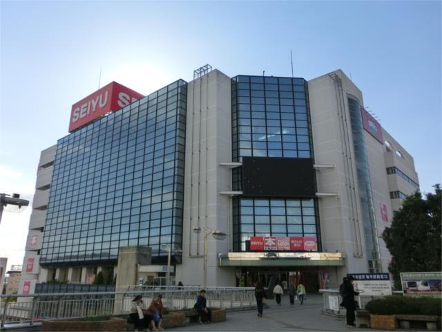 西友 取手駅前店(スーパー)まで628m