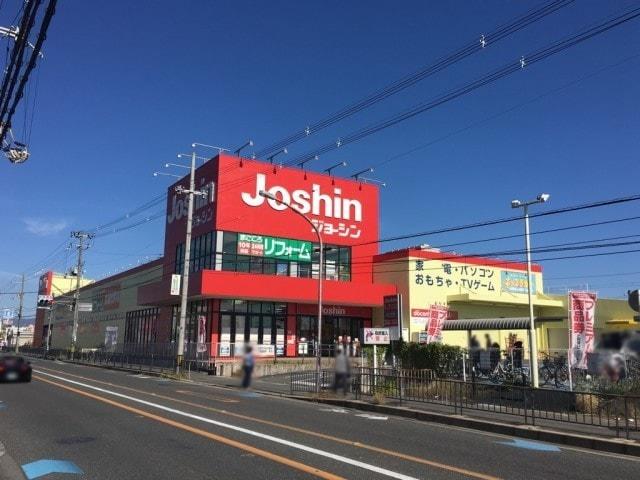 ジョーシン千里丘店(電気量販店/ホームセンター)まで982m※ジョーシン千里丘店