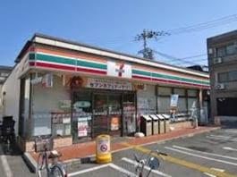 セブンイレブン摂津香露園店