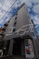 阪急京都線/正雀駅 徒歩3分 5階 築26年の外観