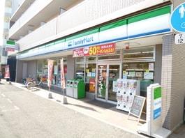 ファミリーマート吹田内本町店