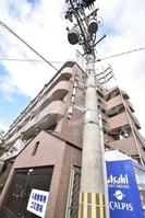 大阪メトロ今里筋線/井高野駅 徒歩5分 3階 築27年の外観
